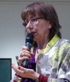 Margret Rasfeld stellte das Konzept der Evangelischen Gemeinschaftsschule in Berlin im LWH vor. Foto: LWH
