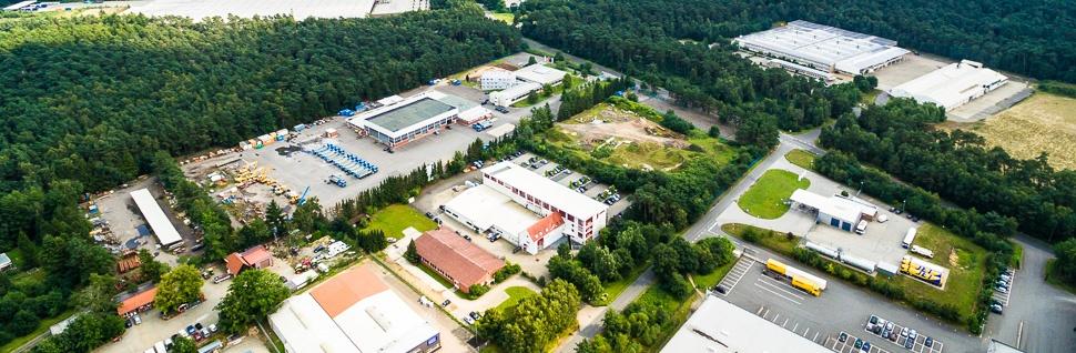 Industriepark Lingen Home